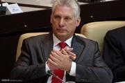 پیام تبریک توییتری رییسجمهور کوبا به رئیسی / عکس