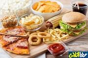 ۶ عادت غلط غذایی که به پوست آسیب میزنند