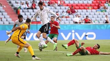 خلاصه دیدار پرتغال ۲-۴ آلمان در یورو ۲۰۲۰ / فیلم