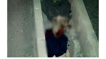 پیدا شدن جسد بدون سر مرد سنندجی + لحظه کشف جنازه / فیلم