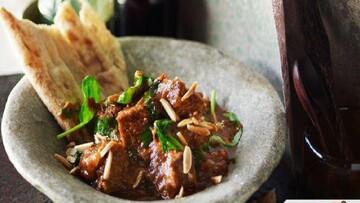 مغولین غذای سنتی افغانستان / طرز تهیه