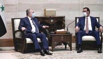 اعلام آمادگی نخستوزیر سوریه برای همکاریهای مشترک با عراق