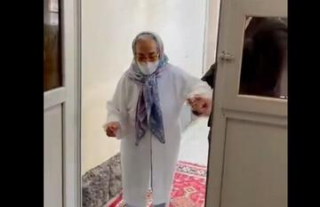 تصاویری از نخستین ارمنی که در انتخابات ایران شرکت کرد / فیلم