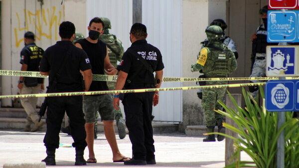 حملات زنجیرهای به شهر مرزی مکزیک ۱۵ کشته برجای گذاشت