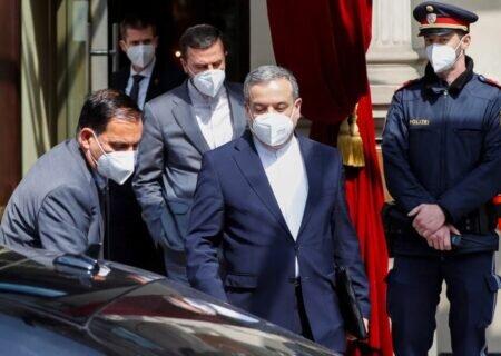 نشست دور ششم کمیسیون مشترک برجام پایان یافت / امیدواری عراقچی به کسب توافق در دور آتی مذاکرات