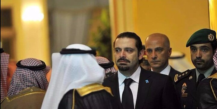 سعد الحریری به امارات سفر کرد