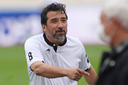 خاطره جالب فوتبالیست مشهور از دستفروشی در کنار حرم امام رضا (ع) / فیلم