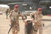 ۴ داعشی در دام نیروهای امنیتی عراق افتادند