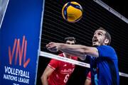 کاپیتان تیم والیبال فرانسه: به راحتی ایران را بردیم