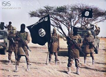 داعش در تلاش برای قدرت گرفتن در غرب آفریقا