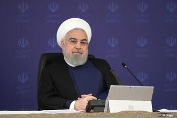 سرمایهگذاریها علیرغم مشکلات و جنگ اقتصادی، بیشتر شده است / نگذاشتیم اقتصاد ایران فروبپاشد