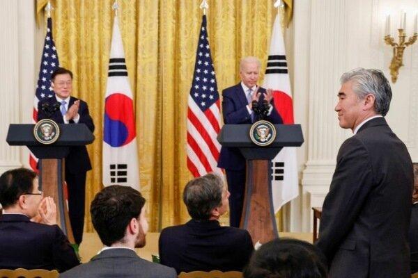 آمریکا در انتظار پاسخ مثبت از سوی پیونگ یانگ