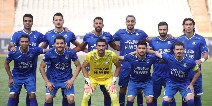 جدول لیگ برتر فوتبال پس از پیروزی استقلال مقابل پدیده