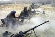 کنترل شهر بلخ افغانستان به دست طالبان افتاد