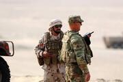 حمله شتر و فرار خندهدار سربازان آمریکایی / فیلم
