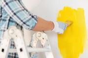 نحوه از بینبردن بوی رنگ در خانه