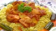 دستور پخت جوجه بریانی به سبک هندی پاکستانی