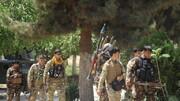 سقوط گذرگاه مرزی افغانستان با تاجیکستان به دست طالبان