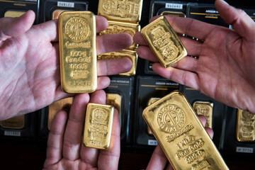 قیمت جهانی طلا در اولین روز تابستان ۱۴۰۰