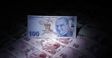ارزش لیر ترکیه به قعر تاریخی رفت