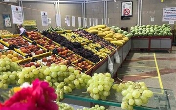 قیمت میوه خارج از قدرت خرید بخش زیادی از مردم است