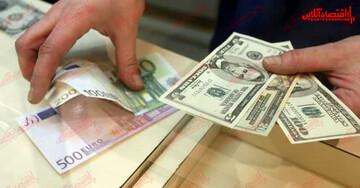 قیمت دلار روند صعودی گرفت / قیمت دلار و یورو ۱ تیر ۱۴۰۰