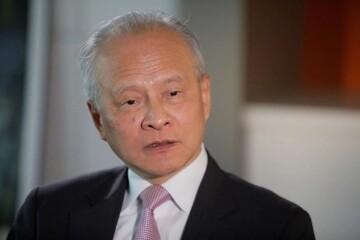 پایان ماموریت سفیر چین در واشنگتن