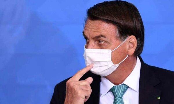 ابتلای پسر رئیسجمهور برزیل به کرونا  پس از بازگشت از نشست سازمان ملل