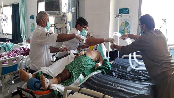 حادثه دلخراش در بانه / هر دو دست سرباز همدانی قطع شد! + عکس