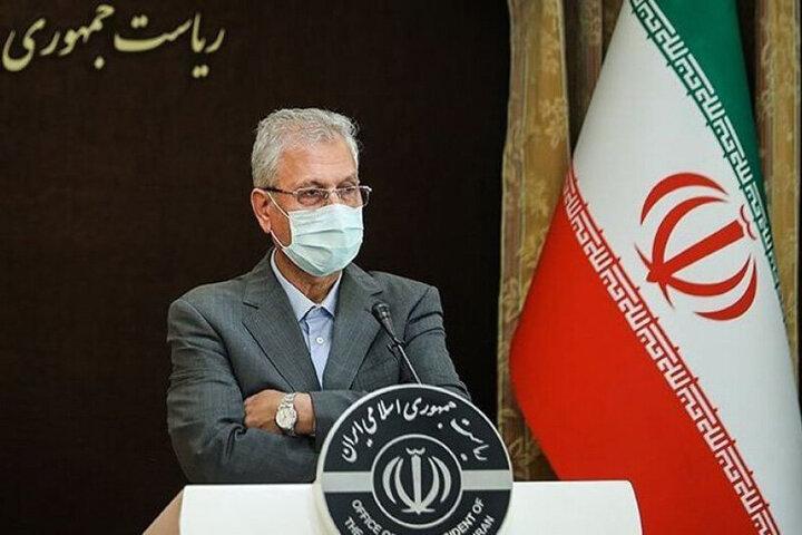 کنایه سخنگوی دولت به احمدینژاد درباره تحریم انتخابات / فیلم