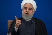 روحانی: دلیل مشارکت ۴۸درصدی از نظر من روشن است | میخواهیم کل انتخابات را به خاطر یک دستمال آتش بزنیم؟! / فیلم