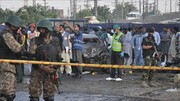 ۲ کشته و ۱۴ زخمی بر اثر وقوع انفجار در لاهور