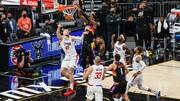ویدیو تماشایی از حرکت دیدنی فوق ستاره بسکتبال در NBA / فیلم