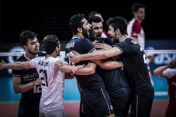 اعلام ترکیب والیبال ایران در بازی مقابل آرژانتین