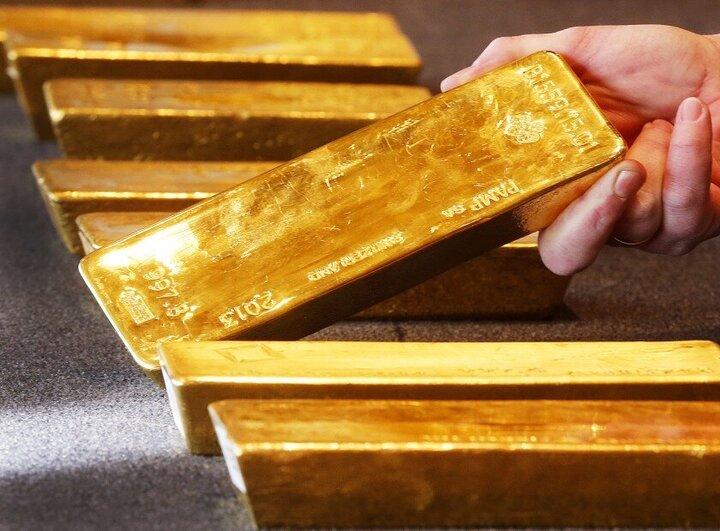 ورق در بازار طلا برگشت