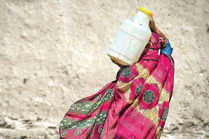 مردم در ۱۵ شهر آب نذر میکنند