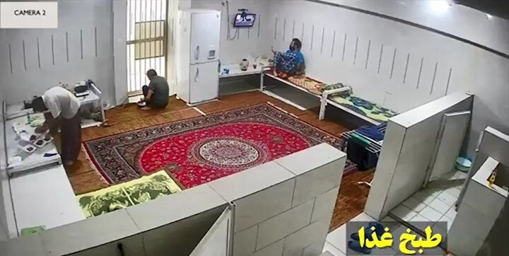 انتشار تصاویری از محل نگهداری «برادران افکاری» در زندان  / فیلم