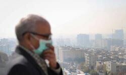 هوای پایتخت در شرایط ناسالم است/  بیماران قلبی و ریوی در خانه بمانند
