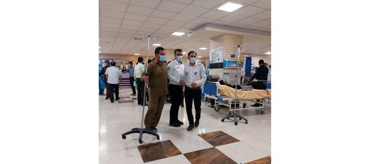 علت واژگونی اتوبوس خبرنگاران در بازدید از دریاچه ارومیه چه بود؟