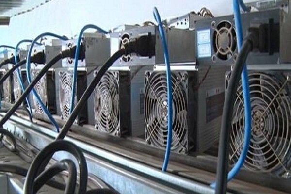 دویست دستگاه استخراج ارز غیرمجاز در کرمانشاه کشف شد