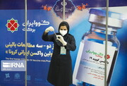 بعضی کشورها تماس میگیرند و واکسن کوو ایران برکت را میخواهند / مازاد نیاز کشور را صادر میکنیم