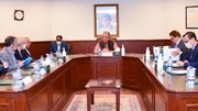 نماینده ظریف با وزیر خارجه پاکستان دیدار کرد
