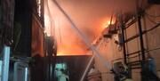 جزئیات تازه از آتش سوزی در بازار تهران