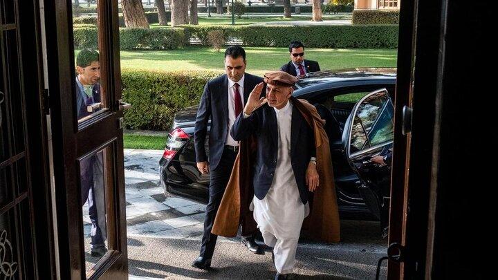 سفر رییسجمهور افغانستان به آمریکا