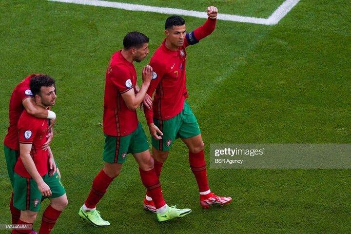 رونالدو به این تیمها گل زده است / عکس