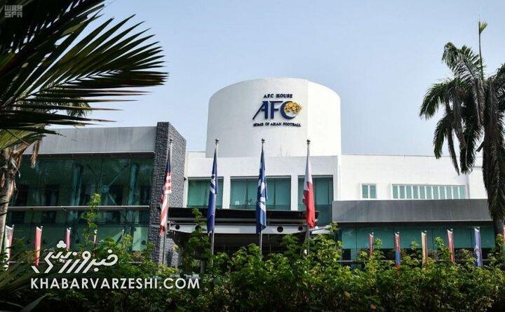 مخالفت فیفا با پیشنهاد AFC