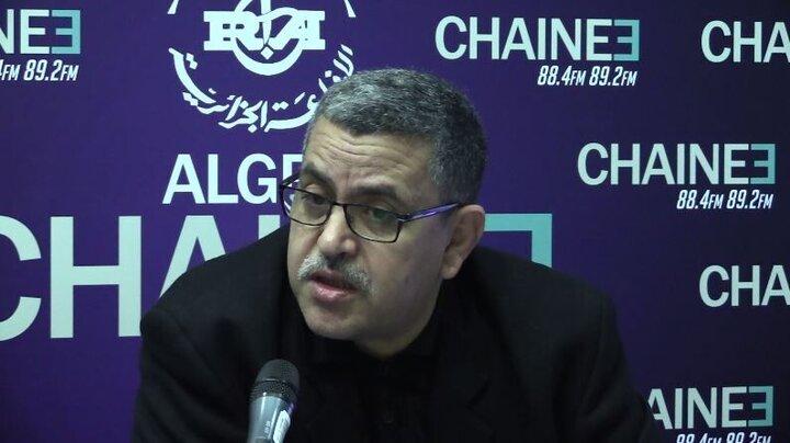 نخست وزیر الجزایر استعفا داد