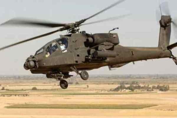 ۱۰ کشته در پی سقوط بالگرد نظامی در کنیا