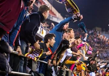 حضور دوباره هواداران در ورزشگاه برای فصل جدید لالیگا