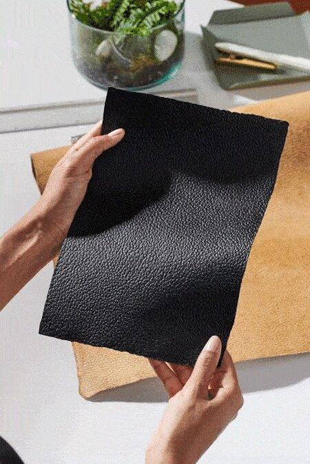 محصولات چرمی ساخته شده از قارچ + عکس ////منتشر نشه